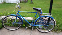 3 speed bike, adult bike, in good condition