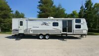 2010 Keystone Springdale 372 BHGL *QUAD BUNKS/DOUBLE SLIDE OUTS* London Ontario Preview