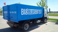 FLAT RATE DISPOSAL BIN RENTALS  - Barrie and Area