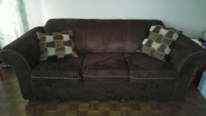3 seater couch and recliner