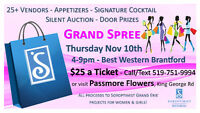 GRAND SPREE - Shop, Indulge, Socialize!