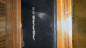 acer aspire one netbook with 120gb ssd drive