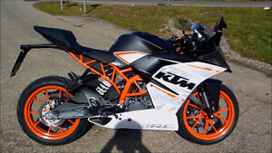 2015 RC-390 12xx kms