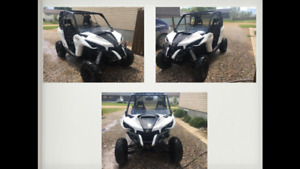 2014 mavrick Can-am 1000EFI with only 497 miles