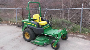 "3 units is Stock John Deere 997 Zero Turn Mowers 60"" Deck Oakville / Halton Region Toronto (GTA) image 1"
