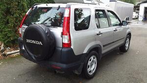 2005 Honda CR-V se SUV, Crossover