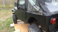 Project Jeep Wrangler 500$firm