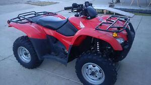 Honda 420 Fourtrax in Excellent Condition