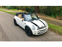 Mini Cooper Convertible 1.6 Chili pack, px swap