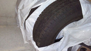 All-Weather Tires - 16in (no rims)