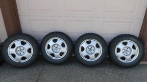 2011 Honda CRV Winter Tires & Rims
