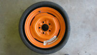 RARE SPACE SAVER TIRE FOR FORD OR CHRYSLER CLASSIC/MUSCLE CARS