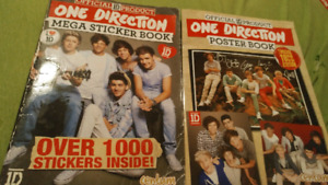 One direction books for sell $ 10