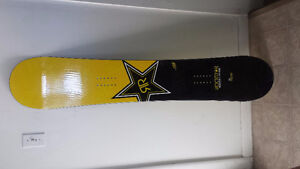 BRAND NEW Snowboard 156 - Reverse Camber MUST GO!