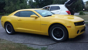 2010 Chevrolet Camaro LS Coupe (2 door)