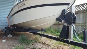 New Price - Boat, Motor, and Tilt-Trailer - Wife Says Must Go! Cambridge Kitchener Area image 9