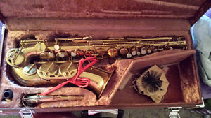 GRANGE Sax with Case