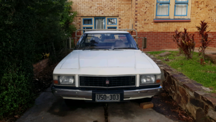 Holden WB ute 1 tonner 4 speed Bedford Park Mitcham Area Preview