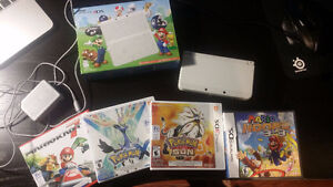 NEW 3DS Black Friday (White Edition)