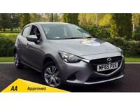2015 Mazda 2 1.5 75 SE 5dr Manual Petrol Hatchback