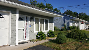 2 Bdrm Duplex with garage for rent - Kentville