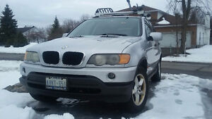 2003 BMW X5 With Only 1 Previous Owner