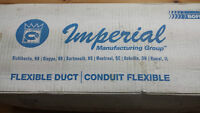 Conduit flexible isolé(flexible duct) Impérial Boflex 6'' x 25'