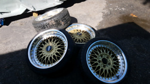 BBS style 5s staggered *rare*