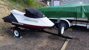 1998 SEADOO GFX LIMITED 3 SEATER GREAT SHAPE