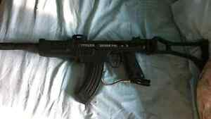 Tippmann 98 with AK kit