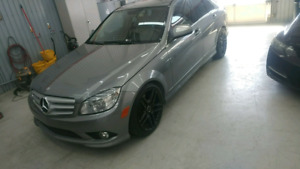 Mercredes c300 amg pack 4matic