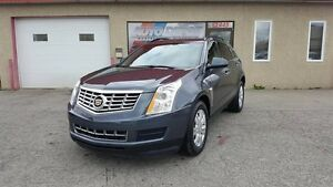 Cadillac SRX Leather Collection FWD 1SB 2013