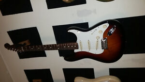 *RARE* Fender LTE solid rosewood Stratocaster