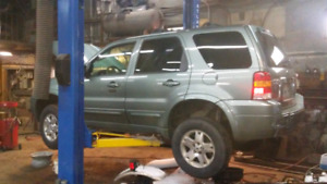 Junking 2006 ford  escape awd. calls only