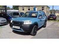 Land Rover Freelander 1.8 - 2003 - 03 REG - 10 MONTHS MOT -