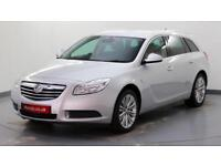 2012 Vauxhall Insignia 2.0 CDTi 16v (160PS) SE Diesel silver Automatic