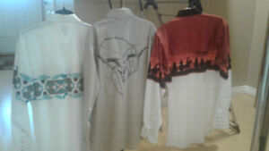 Square Dance Shirts and Accessories