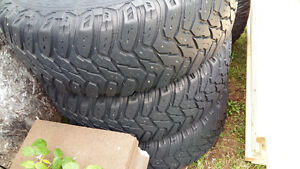 8 bolt gmc tires and rims