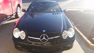 2006 Mercedes-Benz SL55 AMG Hard-top Convertible Regina Regina Area image 6