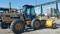 Tracteur versatile 9030 - 1994