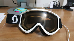 SOLD Scott Goggles & ActivePak SOLD