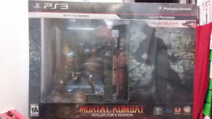 PS3 - Mortal Kombat 9/2011 Kollector's Edition - Nouveau/New
