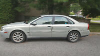 2004 Volvo S80 Sedan in good condition