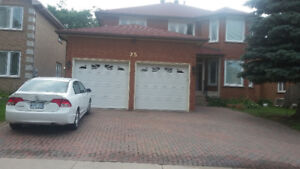 Immaculate 2 Storey House For Rent