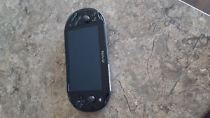 PS Vita with MLB the Show 15 and 16gb memory card
