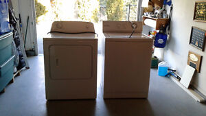 Used Maytag washer / Inglis dryer and LG Microwave