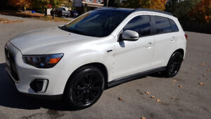2015 Mitsubishi RVR GT AWC 4WD (1 Owner, No Accidents, Warranty)