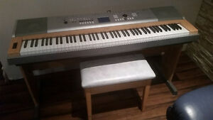 Yamaha keyboard /piano