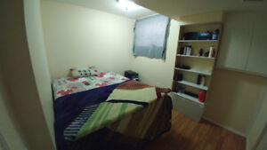 Rent 1 Bedroom in 2 Bedroom Basement Suite. $350/month.