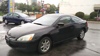 2003 Honda Accord coupe 200,000km AUTOMATIC Safety/E-tested! Kitchener / Waterloo Kitchener Area Preview